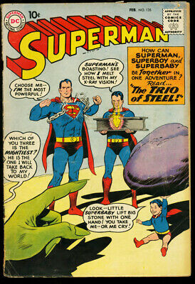 Superman #135-Dc-Lori Lemaris Appears G/vg