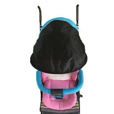 Sun Shade Canopy FOR Buggy Pushchair Pram Better Than Sun Umbrella Stroller US.