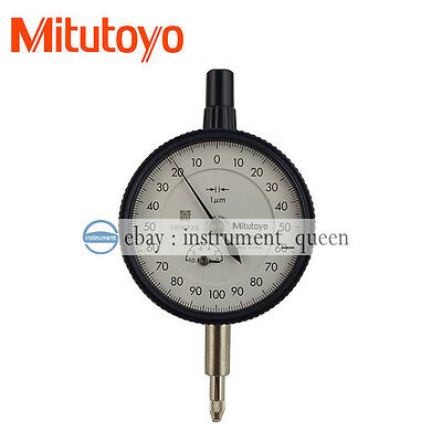 Mitutoyo 0-1mm 0.001Water and Shockproof Dial Indicator High Accuracy 2109S