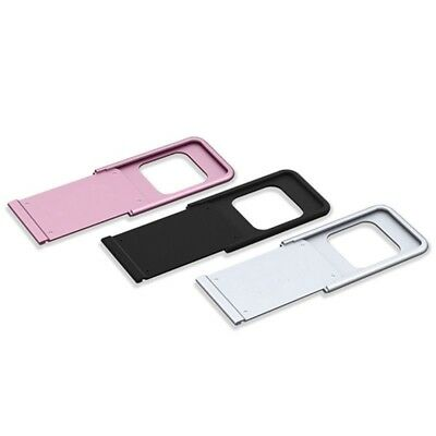 Webcam Shutter Cover Magnetic Slider Camera Cover for Laptop Phone PC 3colors