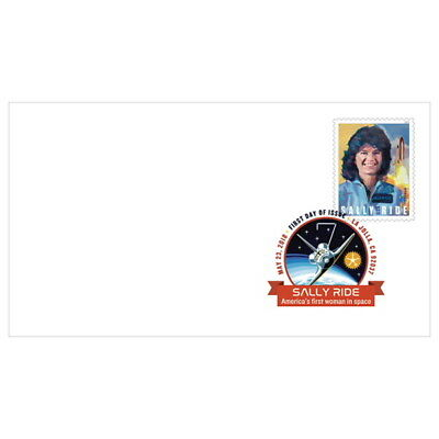 USPS New Sally Ride Digital Color Postmark