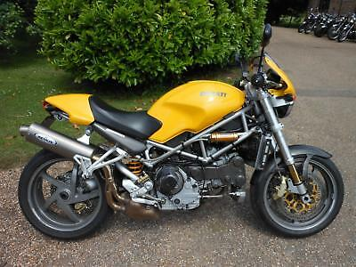Ducati S4R 996 Monster, 2004, 23,168 Miles, Fsh, Lovely Early Big Monster.