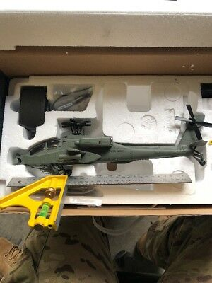 Remote Control RC helicopter Apache Blade