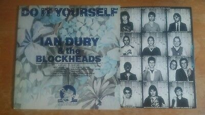 Ian dury and the blockheads do it yourself lp 199 picclick uk ian dury and the blockheads do it yourself vinyl lp stiff records seez 14 1979 solutioingenieria Images