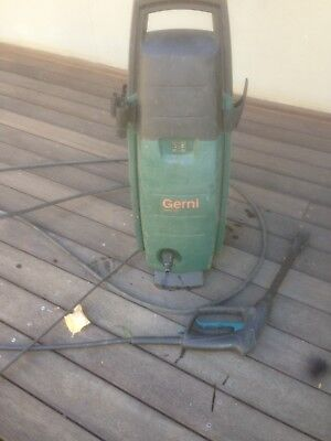 Gerni 105 Electric Water Pressure Washer -240v Aus
