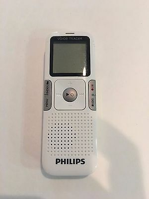 Philips Voice Tracer Digital Recorder LFH0612 (1GB Builtin Memory)