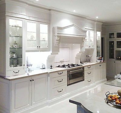Kitchen Cabinets - French Provincial, Hamptons, Shaker - Kitchen Cabinetry