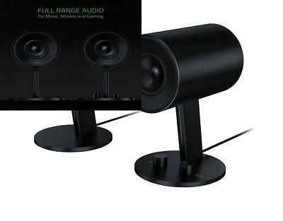 Razer Nommo - Computer Speakers, Rear Bass Ports for Full Range Gaming &...