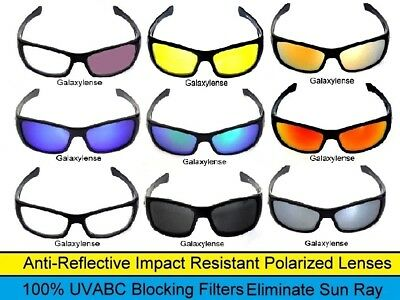 10e64e4035 Galaxy Replacement Lens For Oakley Style Switch Sunglasses Multi-Colors  Option