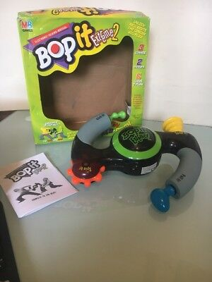 Bop It Extreme 2 Working Order Electronic Game 1299 Picclick Uk