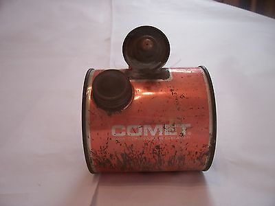 "Antique-Vintage Comet  ""HUDSON INSECT/FLY/BUG SPRAYER"" With Graphics"