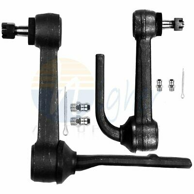 Pair: 2 Right and Left Steering Idler Arm Replacement 90-05 for CHEVROLET ASTRO