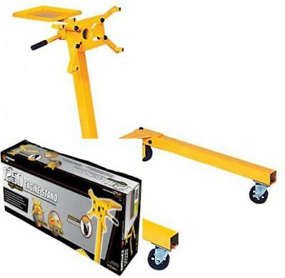 Performance Tool W41031 (1,250 lbs.) Capacity Engine Stand With 360 Degree...