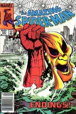 Amazing Spider-Man (1963 series) #251 in Very Fine - condition. FREE bag/board