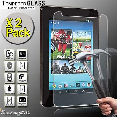 Tempered Glass Screen Protector For NVIDIA Tegra Sero 7 PRO Tablet