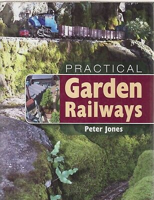 Garden Model Railways In Various Gauges : Guide To Construction & Operation Book