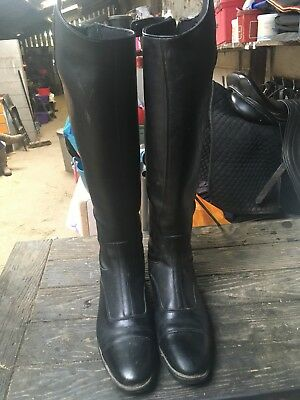 Just Togs Varallo long riding boots Size 8/42