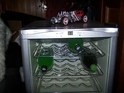 TEMPO wine cooler great little wine cooler has all racks and works well