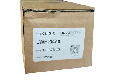 Novotechnik Position Transducer LWH-0450 / LWH 450