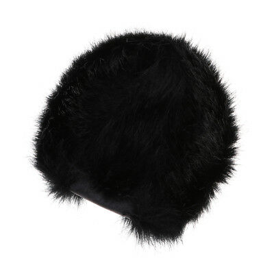 Black Fur Microphone Windscreen Wind Muff Mic Wind Cover for Sony HDR-MV1