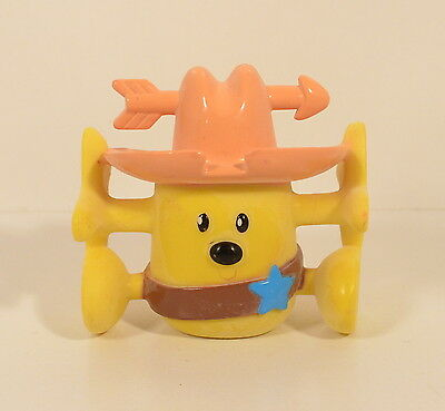 "2007 Sheriff Wow Wow Wubbzy 2.5"" Kooky Stackable PVC Action Figure Nick Jr"