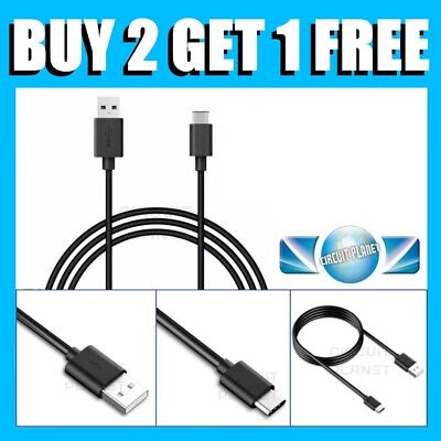 Type C USB-C Fast Charging Charger Cable for Samsung Android Sony Huawei Phones