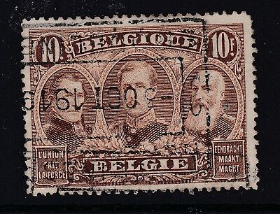 Belgium  High Value 1915 Definitive  (0441 Ma Be)