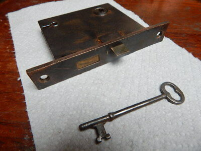 Mortise Lock and Key (175)
