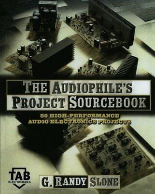 The Audiophile's Project Sourcebook 80 High-performance Audio E... 9780071379298