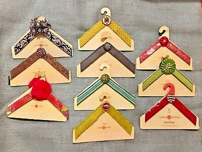 Lindsay Phillips Small Switchflop Straps LOT OF 10 Interchanagle Straps SIze 5/6