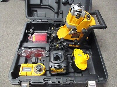 DeWalt DW073 18V XRP Cordless Laser Level Kit & Case