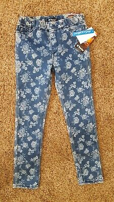 Tractor denim jegging jeans- girls size 6-NWT