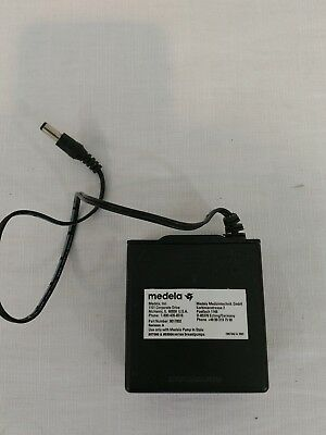 Medela Power Adapter Pump in Style 12V 9017002 Replace Battery Pack Travel 57000