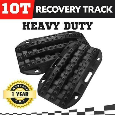 【20%OFF】Pair 10T Recovery Tracks Sand Mud Snow Tracks Trax 4X4 4WD Offroad ATV
