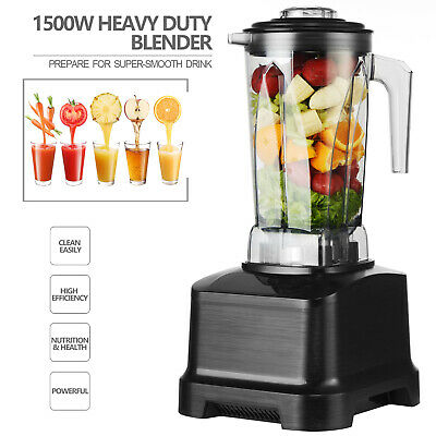 SUNCOO 1500W Professional High Speed Blender Mixer Juicer Food Smooth  2L