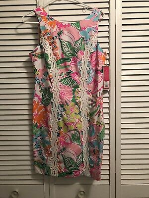 dea7f64e160 LIMITED EDITION LILLY Pulitzer For Target Shift Dress Nosey Posey ...