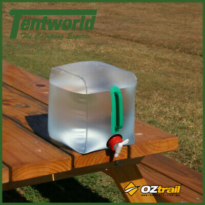 OZtrail Collapsible Water Carrier