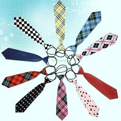 Bow Tie Necktie Polyester for Children Boys School Wedding Party Formal Pageant