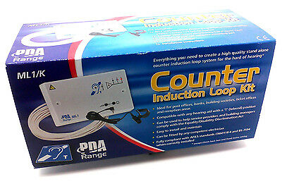 C-TEC Counter Induction Loop Kit ML1/K **Price includes VAT**