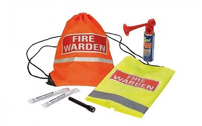 Brand New Economy Fire Warden Kit (WKE1)