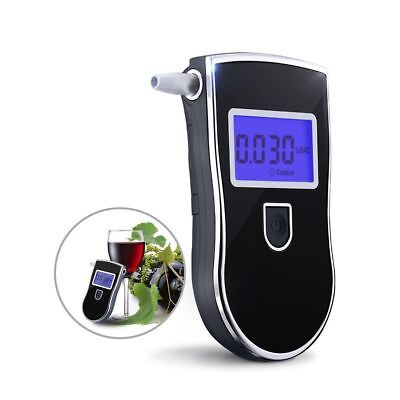 Portable Digital Alcohol Breath Tester Breathalyser LCD Detector Backlight