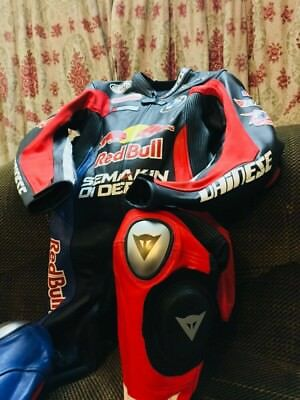 Custom Design Leather Motorcycle suit TOP QUALITY COWHIDE