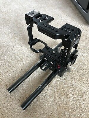 Sony a7s Movcam Cage with Riser Block
