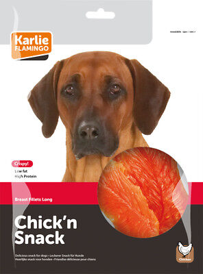 Friandise pour chien Chick'n Snack Long Contenance 400 g