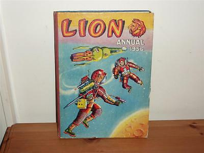 Lion Annual - 1956 - Not Price Clipped