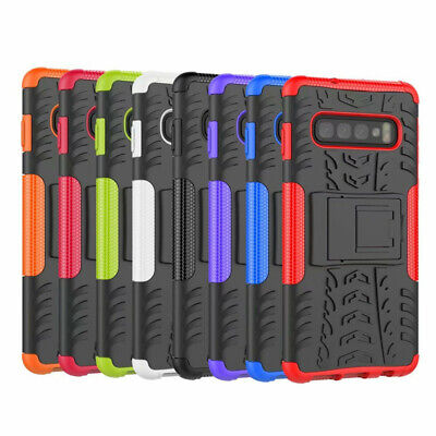 Shockproof Heavy Duty Case Cover For Samsung Galaxy S8 S9 S10 Plus Note 8 9 10+