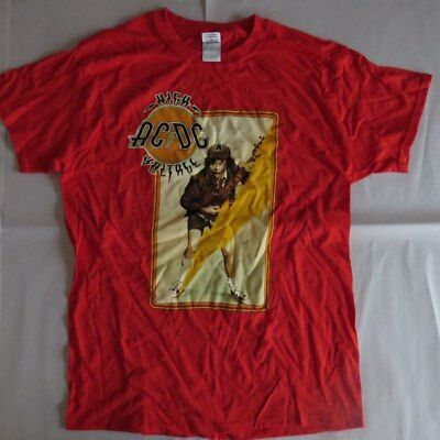 AC/DC High Voltage Angus-Large-Licensed T-Shirt-Brand New