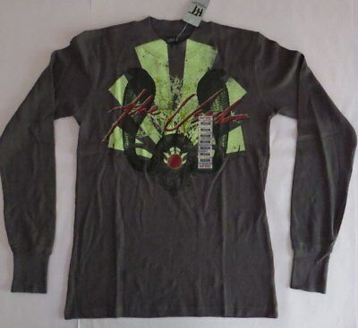 The Used-Cobras Long Sleeve Thermal-Medium-T-Shirt-Brand New