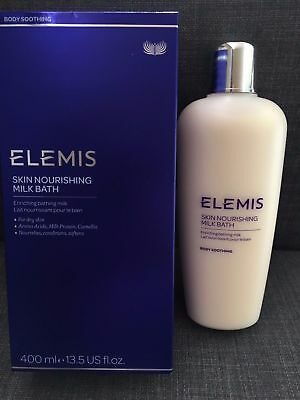 Elemis  Skin Nourishing Milk Bath   400ml   -   BNIB   **Quick Dispatch**