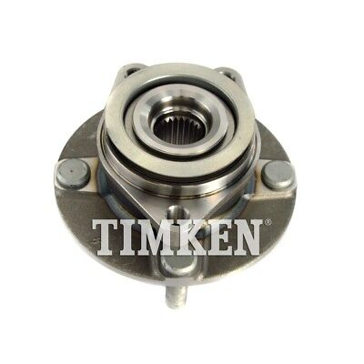 Wheel Bearing and Hub Assembly Front TIMKEN HA590475 fits 09-12 Nissan Versa